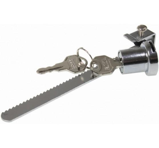 Ratchet Showcase Lock - Keyed Alike
