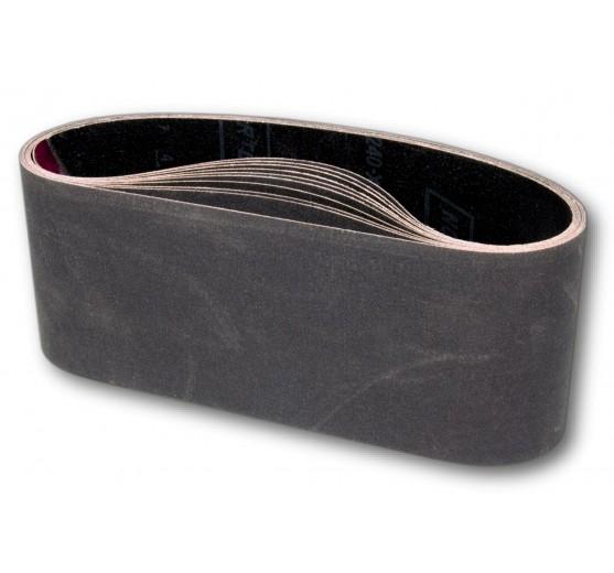 Glass Grinding Belts - (610mm x 100mm) - 80 Grit