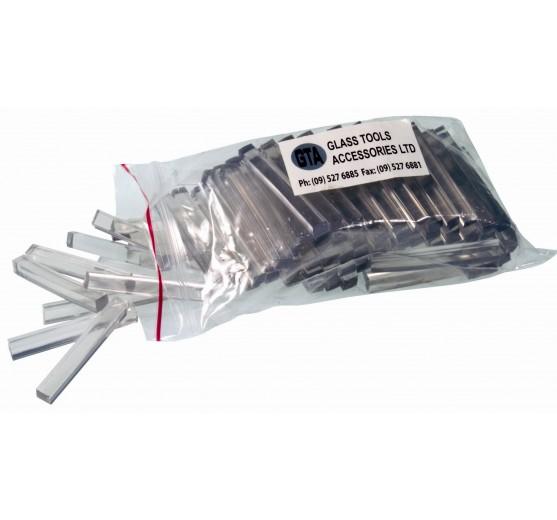 Clear Setting Blocks 6mm X 8mm Glass Tools