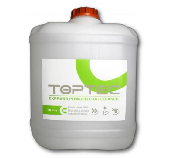 Toptec Express Powder Coat Cleaner - (20 Litre) - Fast Evaporation