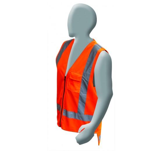 Safety Vests - Orange