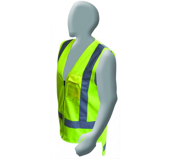 Safety Vests - Yellow
