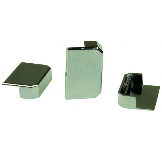Klikit™ Endcaps - (Silver)