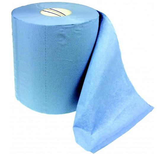 Paper Towel Rolls 2 Ply Blue Glass Tools Accessories Ltd