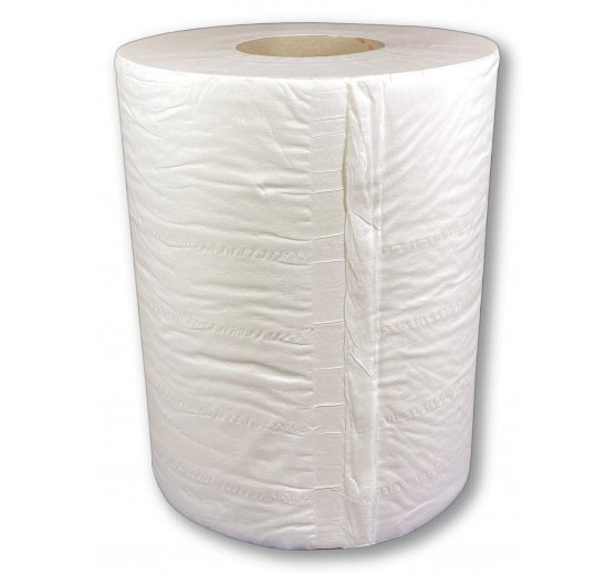 Paper Towel Rolls - 2 Ply White