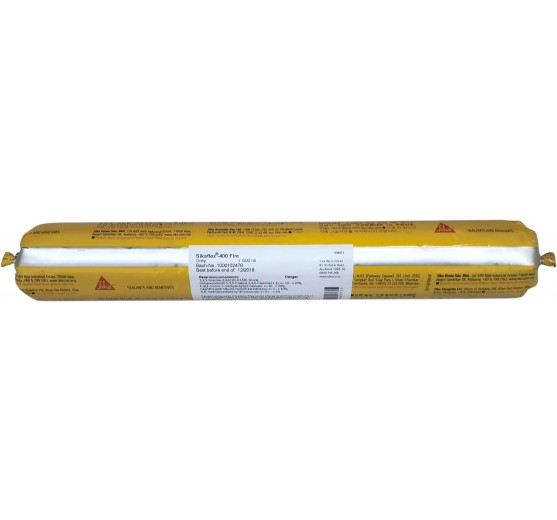 Sikaflex® -400 Fire (Fire Rated Joint Sealant)
