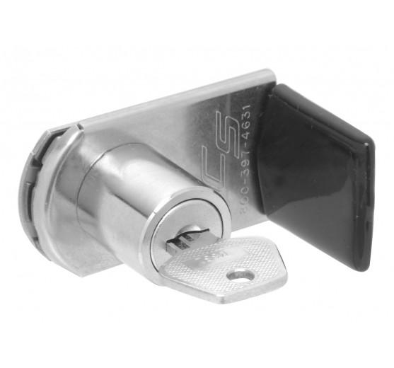 Continental Glass Sliding Track - Slideguard Lock