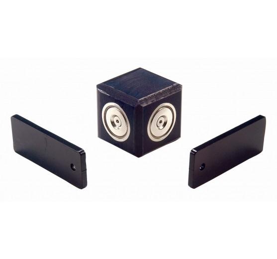90 Degree Magnetic Cube Holder