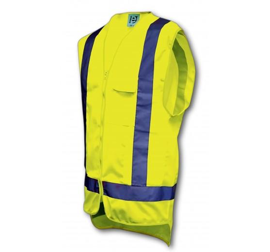 Good2Glow Day/Night Safety Vest (Yellow) - XL