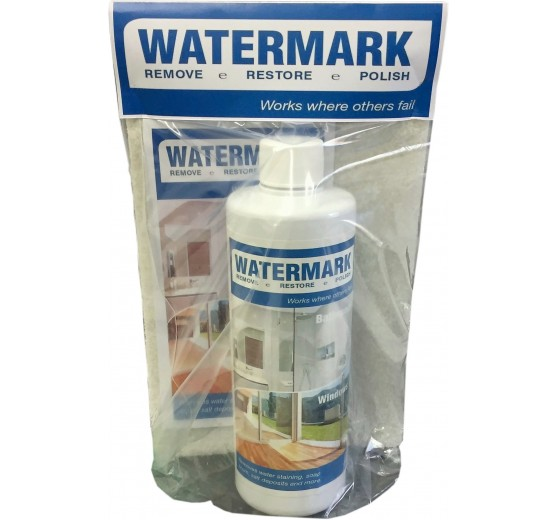 Watermark / Waterspot Remover - 250ml Retail Kit