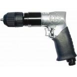 """Sumake® Pneumatic Reversible Angle Drill 3/8"""" - Keyless Chuck"""