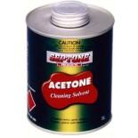 Acetone 1ltr Tin