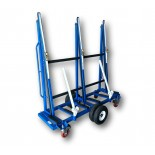 Aachen Glass Big Buggy - (Single-Sided A-Frame)