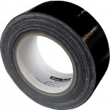 Black High-Tech Premium Cloth Tape - 48mm