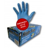 "High-Five ""Blue"" (Nitrile) Disposable Gloves - Small"