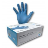 Selfgard Blue Nitrile Disposable Gloves - Medium