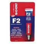 Ados F2 High Performance Adhesive - 75ml Tube