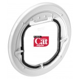 Catwalk Glass Fitting Maxi Slimline - White
