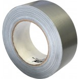 Silver High-Tech Premium Cloth Tape - 48mm