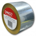 Aluminium Pure Foil Tape (Danco) - 72mm
