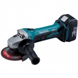 Makita® 18VT Cordless (115mm) Angle Grinder