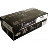Armour Black (Nitrile) Disposable Gloves - Large