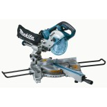 Makita® 18VT (190mm) Cordless Brushless Slide Compound Mitre Saw