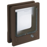 Upgradeable Door - Brown