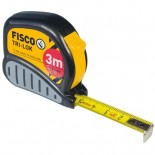 Fisco Tri-Lok Measuring Tape - 3M