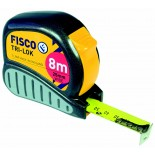 Fisco Tri-Lok Measuring Tape - 8M