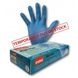 "High-Five Sensor Touch (Nitrile) ""Blue"" Disposable Gloves - XL"
