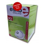 Respirator Masks - P2 Rated - Exhalation Valve