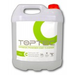 Toptec Express Powder Coat Cleaner - (4 Litre) -  Fast Evaporation