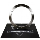 Pencil Edge Diamond Wheel - Split Arris