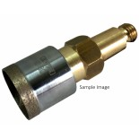 Habit Shank Diamond Drill - 42mm