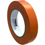 Orange High-Tech PVC Masking Tape - (24mm)