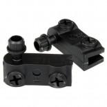 Standard Stereo Pivot Hinges - Black