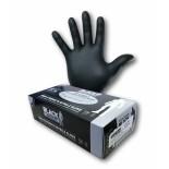 Armour Black (Nitrile) Disposable Gloves - XXL