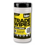 Sabre® Trade Wipes (Multi-Purpose) - 100 Wipes