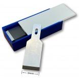 Premium Urethane Scraper Replacement Blades - 16mm