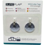 Sureflap RFID Collar Tags - Twin Pack