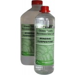 Mineral Turpentine - (4 Litre)