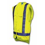 Good2Glow Day/Night Safety Vest (Yellow) - XL