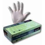 Vinyl Disposable Gloves (Clear) - Large