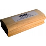 Wooden Hand Block - (For Diamond Pads)