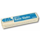 CRL Single Edge Razor Blades - (100)